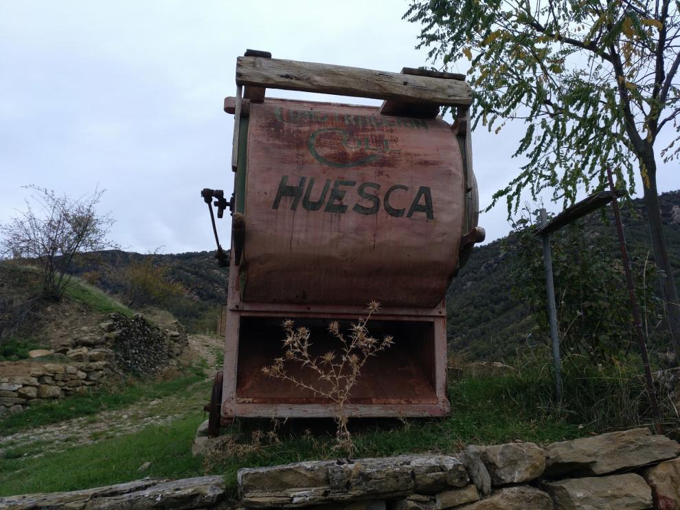 Aventadoras de Huesca