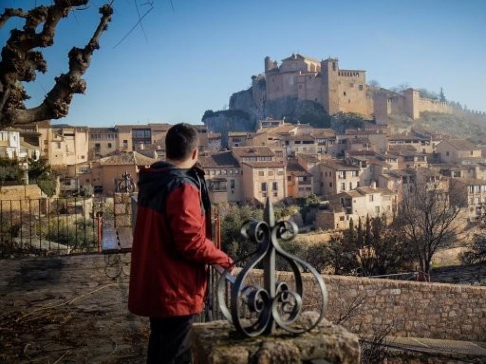 """El espacio de Aragón TV """"Un lugar para quedarme"""" llega este miércoles por la noche a Alquézar"""
