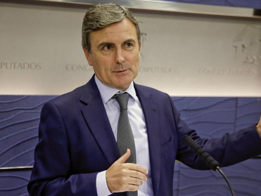"""Pedro Saura, sobre el plan de contingencia de la aerolínea: Iberia """"no va a tener problemas"""" en caso de un """"brexit"""" duro"""