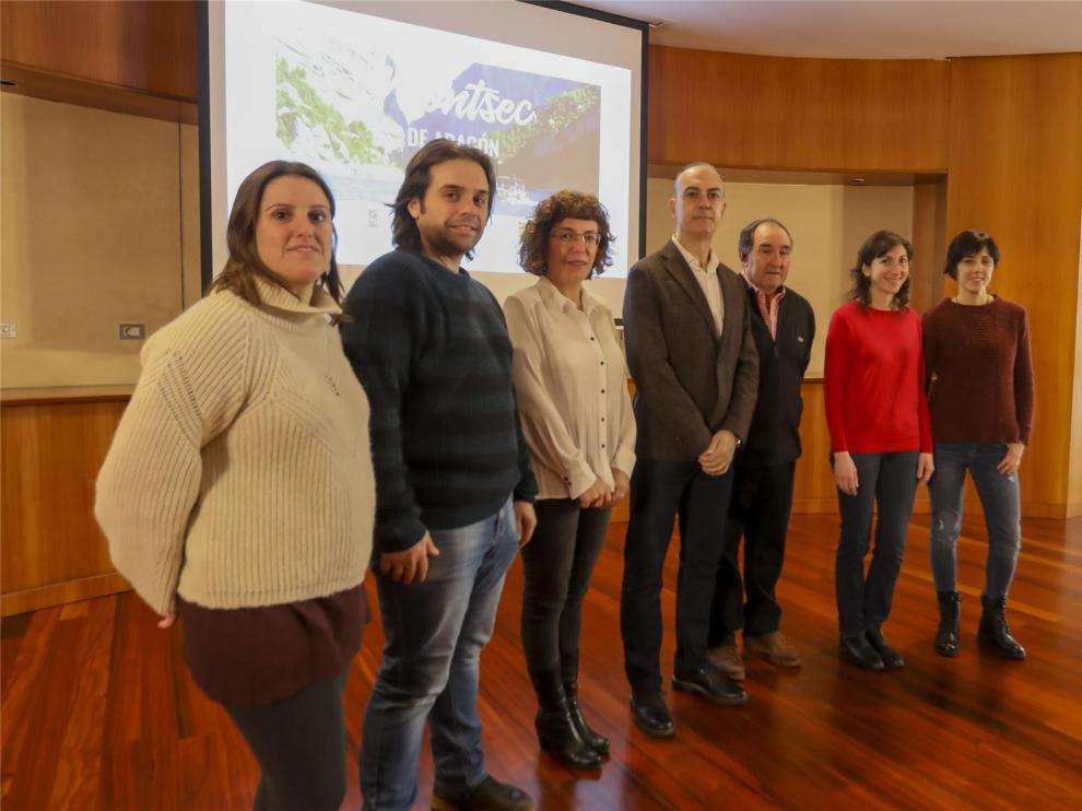 Siete municipios ribagorzanos reivindican la parte aragonesa del Montsec