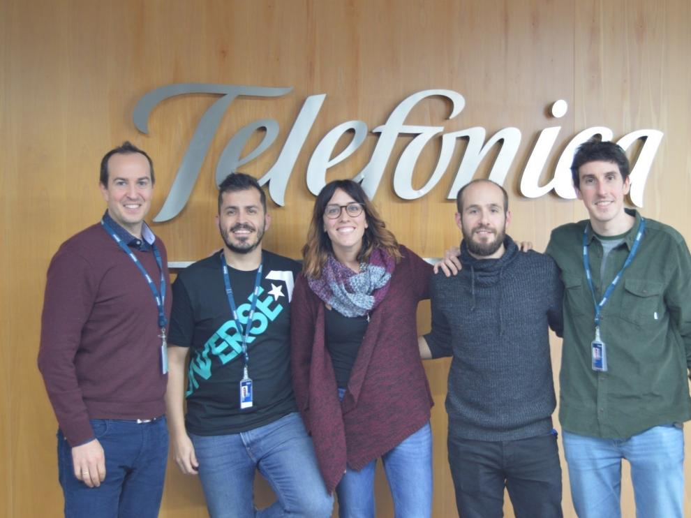 Ingenieros de Telefónica I+D en Walqa integran en América Netflix