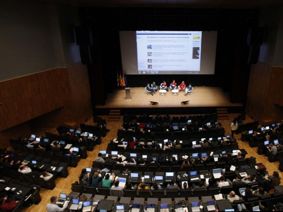 Seis proyectos innovadores se presentan en el Congreso de Periodismo Digital de Huesca