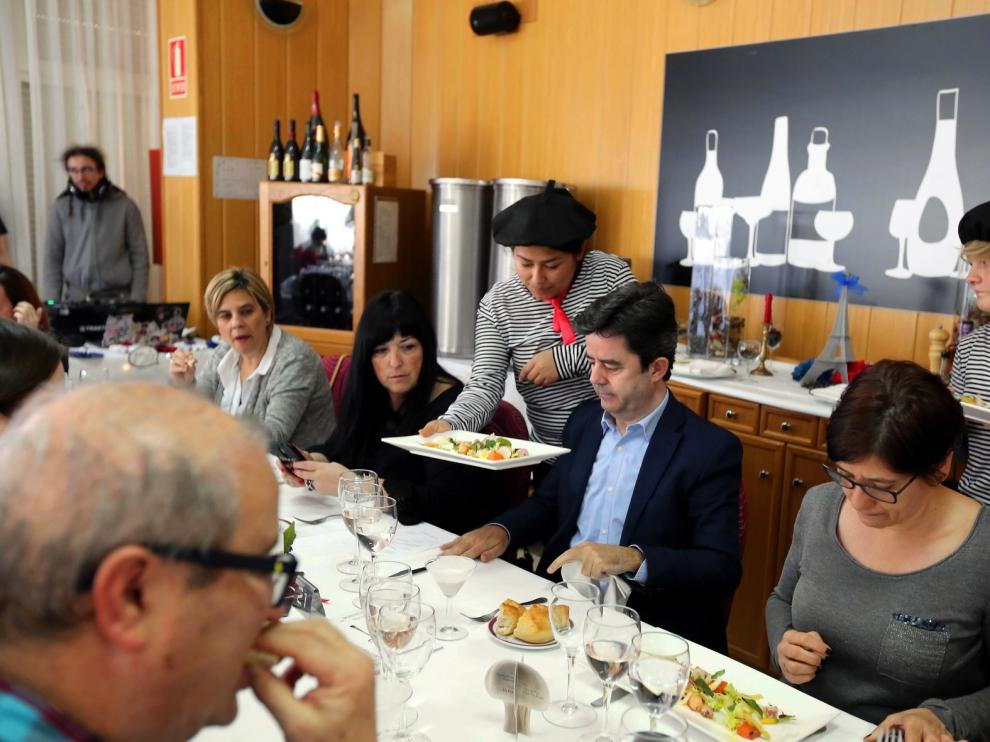 "El discreto encanto de la ""Nouvelle Cuisine"" en Huesca"