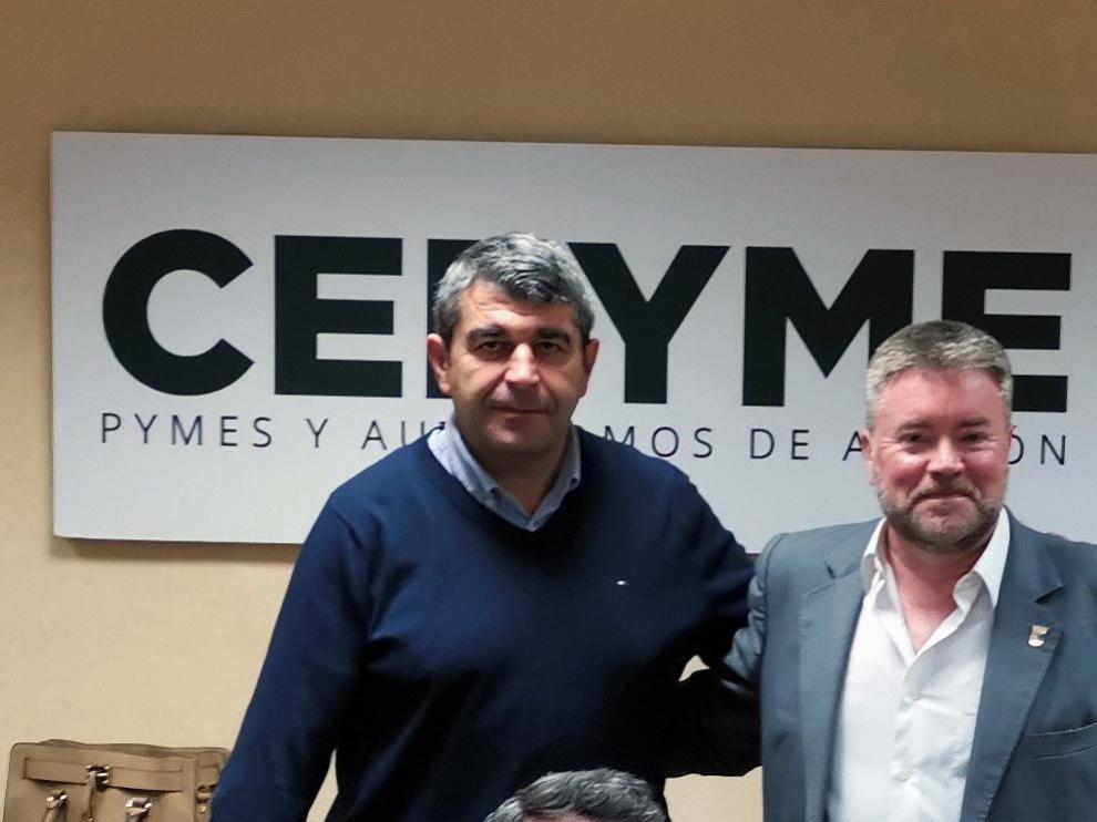 Almudévar deja la Federación de Polígonos de Aragón
