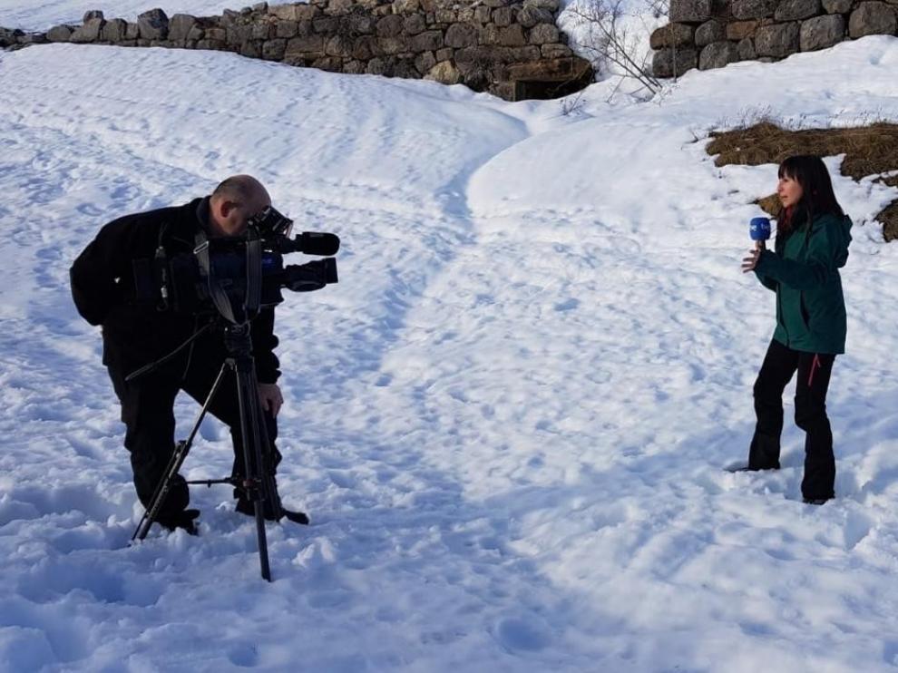 Meteorólogos de toda España se reúnen en Formigal