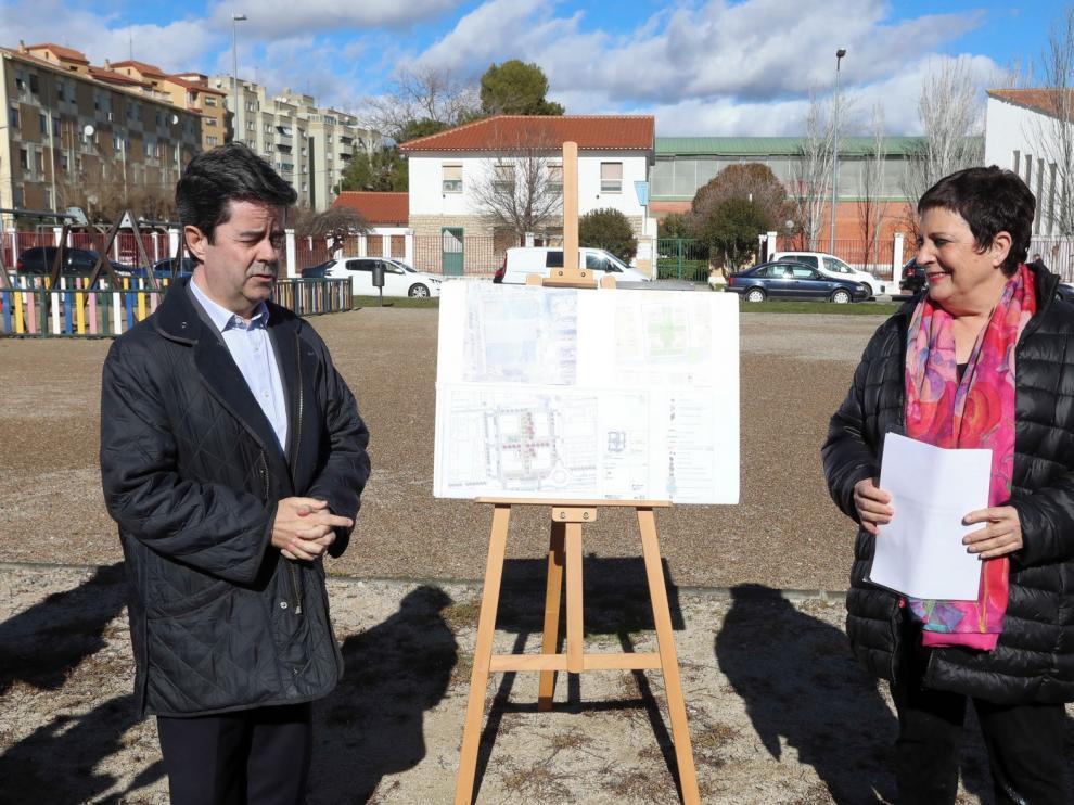 El Gobierno de Aragón tarda año y medio en aceptar el solar de la cárcel de Huesca