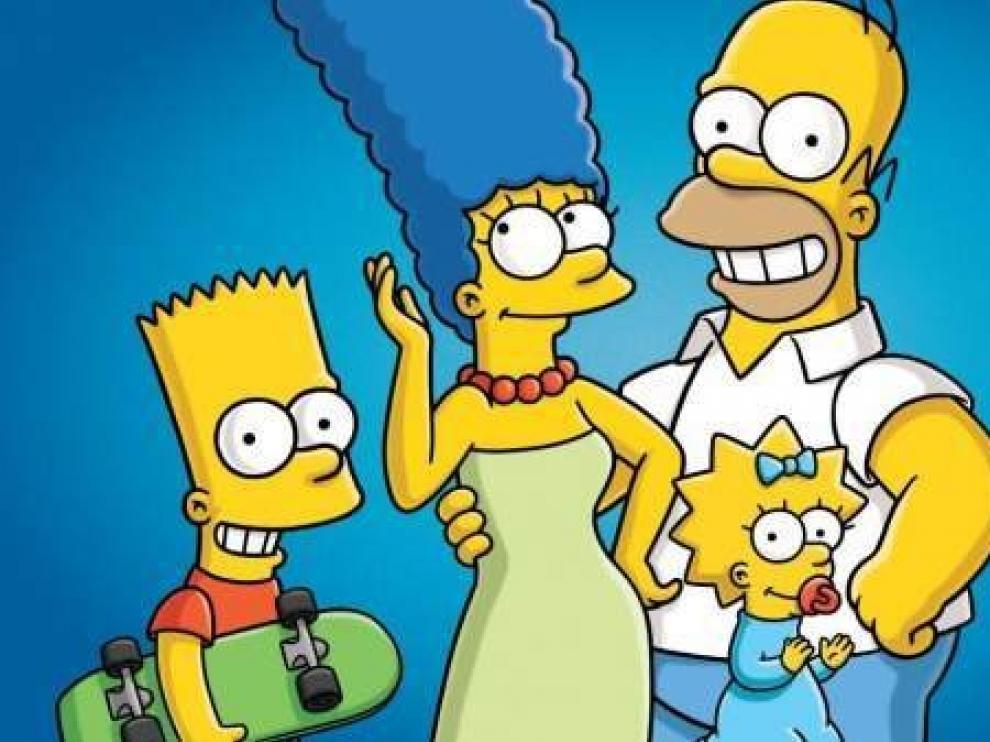 Los Simpson renuevan su temporada treinta y dos
