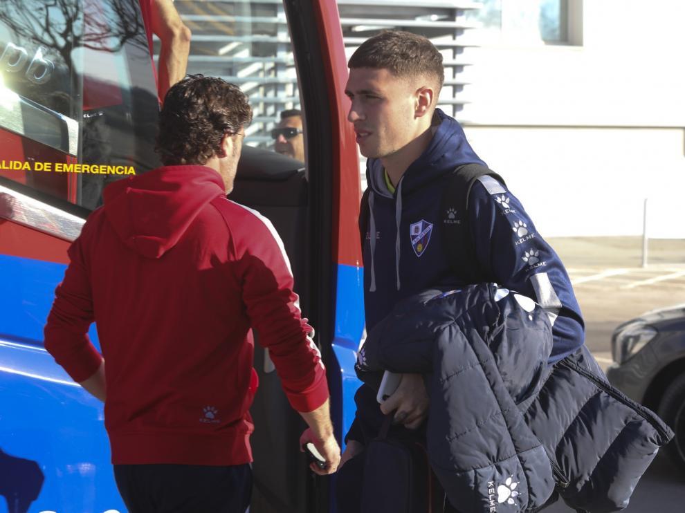 Diéguez y Juanpi, convocados para el partido del Girona