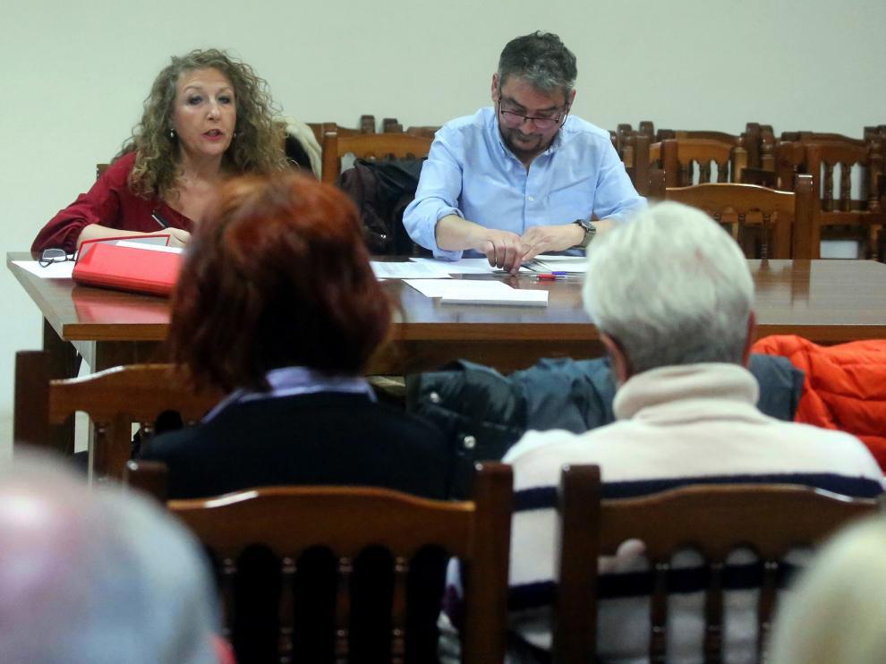 Moreno deja la presidencia de Osca XXI, que busca sustituto
