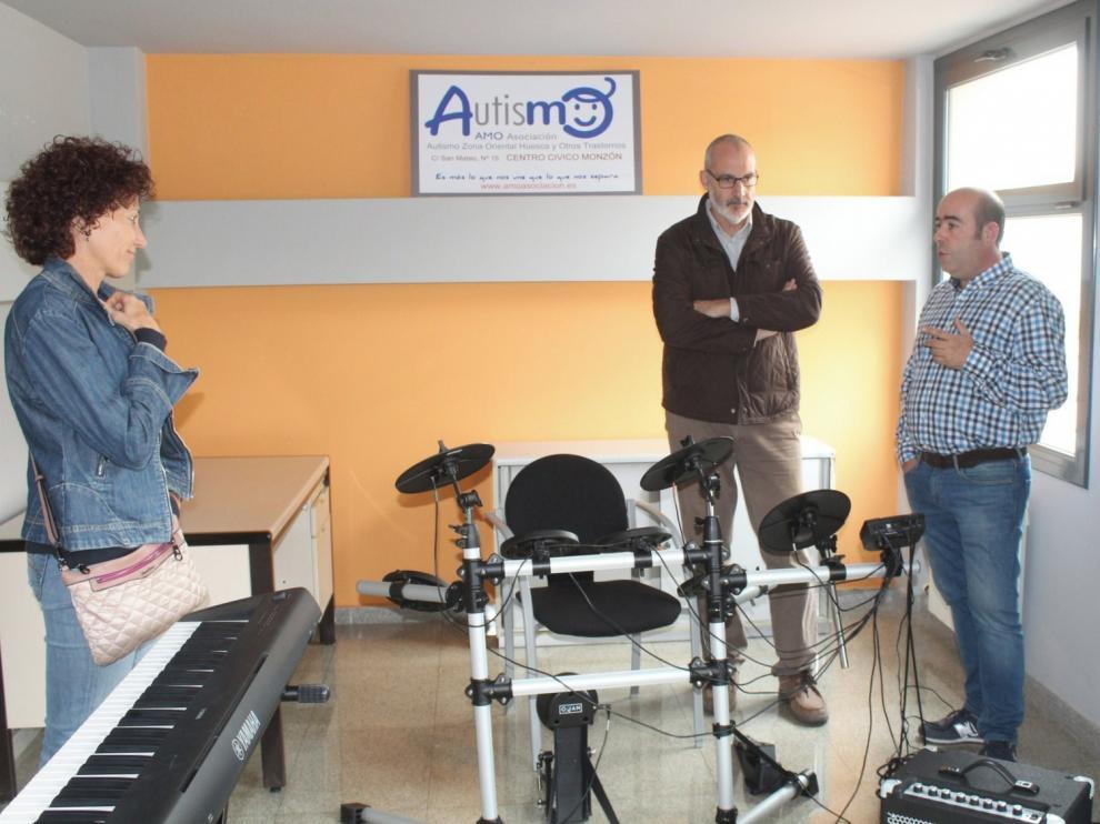 La Asociación de Autismo de la Zona Oriental de Huesca organiza un curso