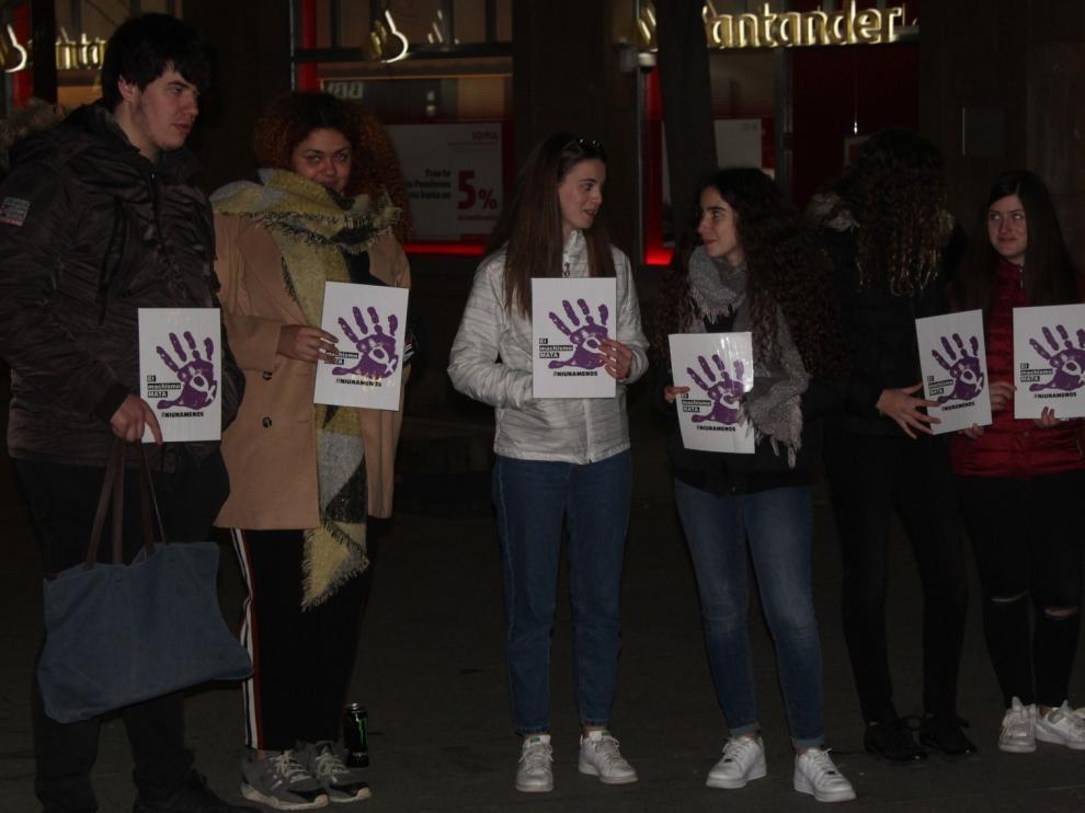 Monzón vuelve a alzar la voz contra la violencia machista
