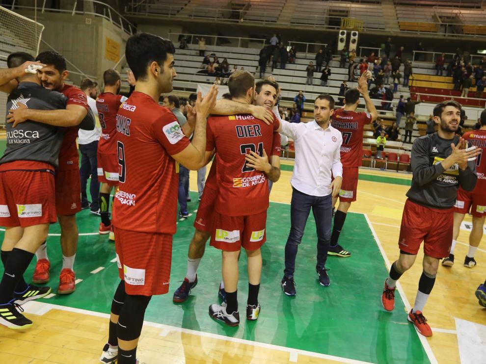 Gran partido y victoria de Bada ante Benidorm (28-23)
