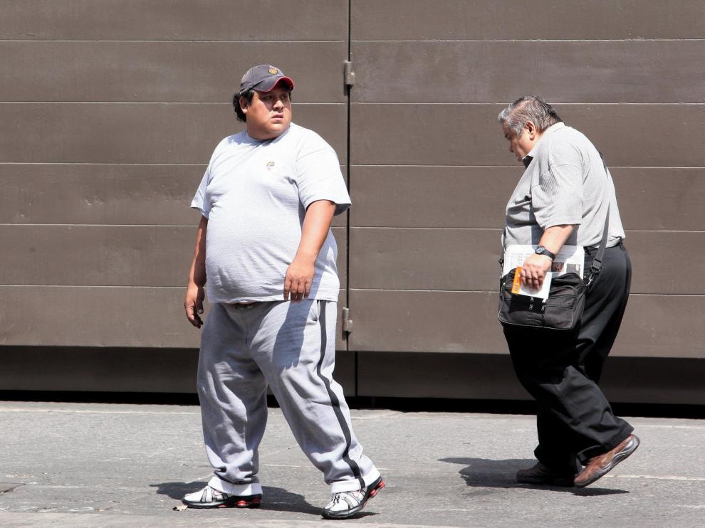 """España no podrá atender el """"tsunami imparable"""" de la obesidad"""