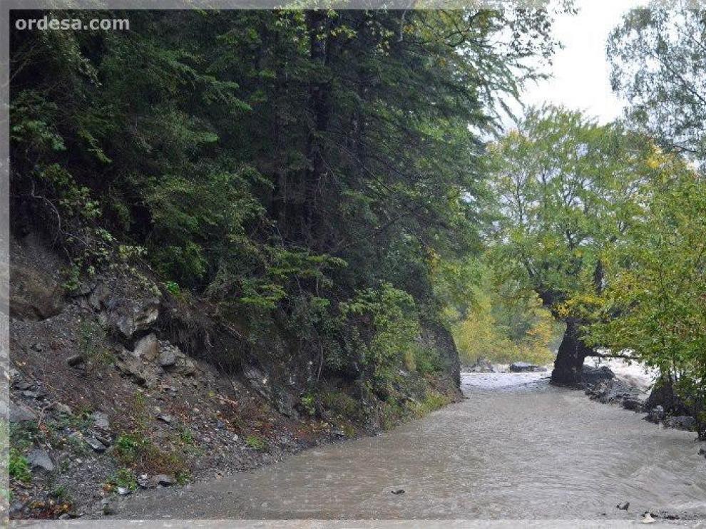 La Diputación invierte 390.000 euros en acondicionar el acceso rodado a Bujaruelo