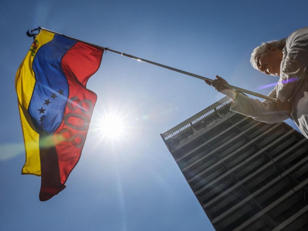 Un joven español permanece detenido en Venezuela desde el pasado 23 de enero