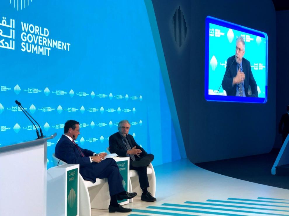 El foro de Dubái aborda el futuro de la economía