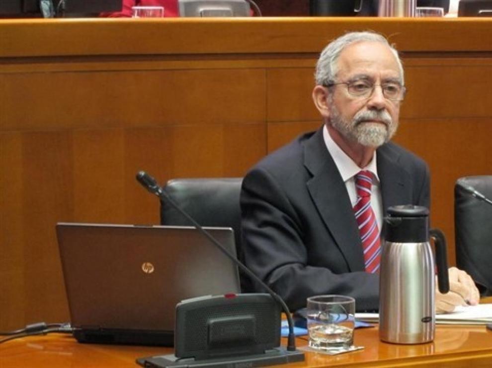 """José Ignacio Sánchez Miret, coordinador de trasplantes en Aragón: """"El futuro pasará por trasplantar órganos a la carta"""""""