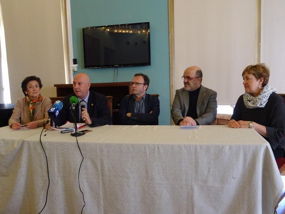 La cultura aragonesa traspasa las aulas de la mano de la Universidad de la Experiencia y el Ayuntamiento de Huesca