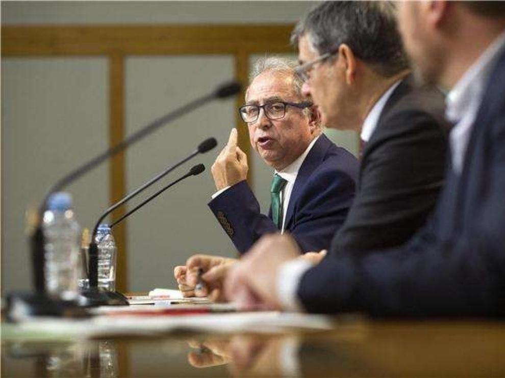 Aragón contará con 140 millones más para minimizar la prórroga presupuestaria