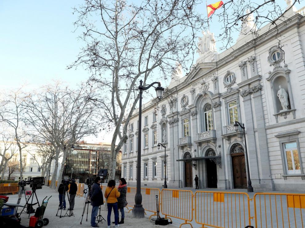 El juicio a los políticos presos comienza este martes en el Supremo