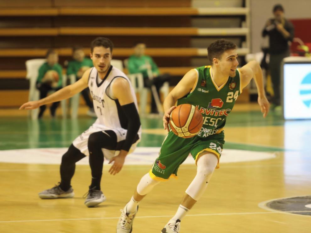 Levitec Huesca, ante una carrera por estar en el playoff