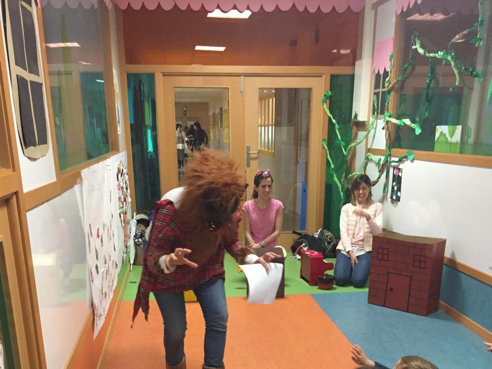 Los alumnos de Educación Infantil de San Viator trabajan en varios proyectos