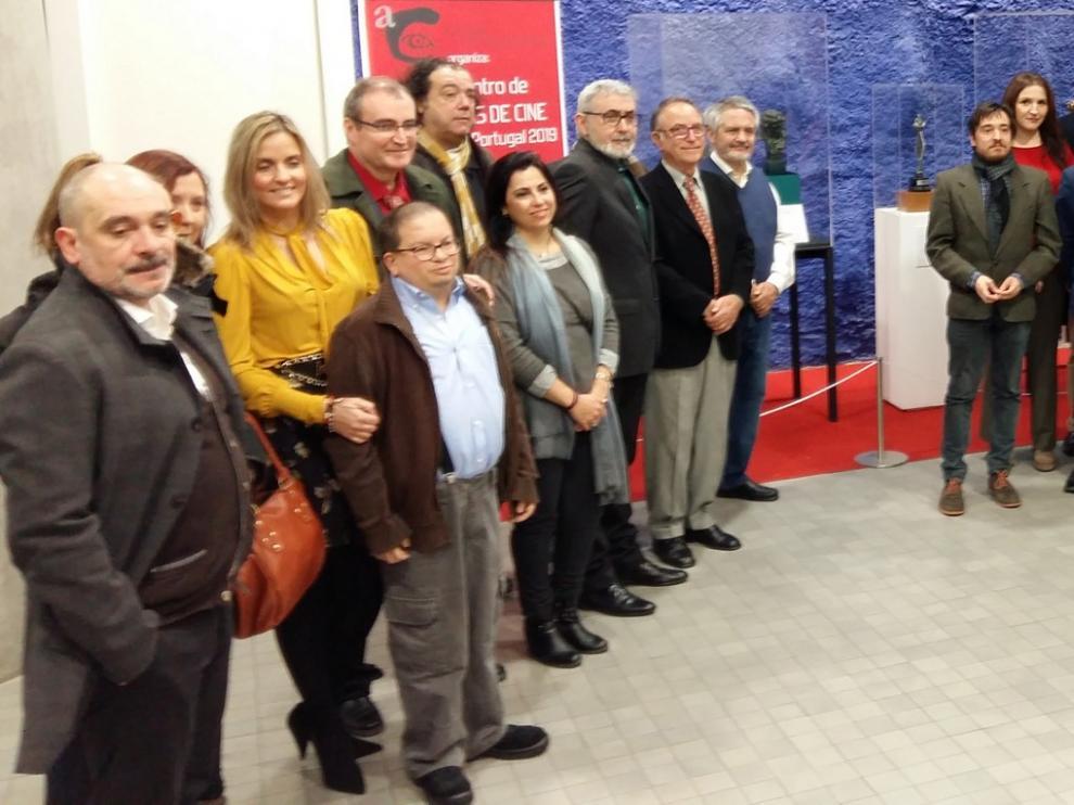 Aragón acoge el II Encuentro de Academias de Cine