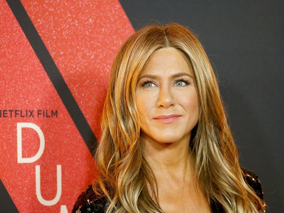 Jennifer Aniston celebra 50 años con su regreso a la pequeña pantalla