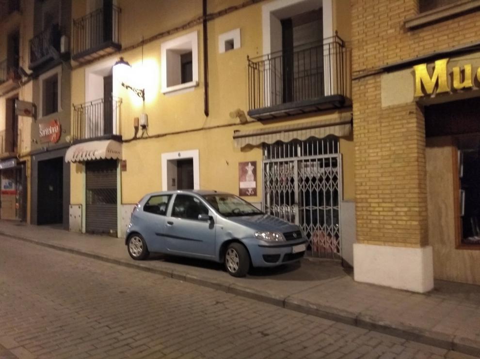 Sin problemas de aparcamiento