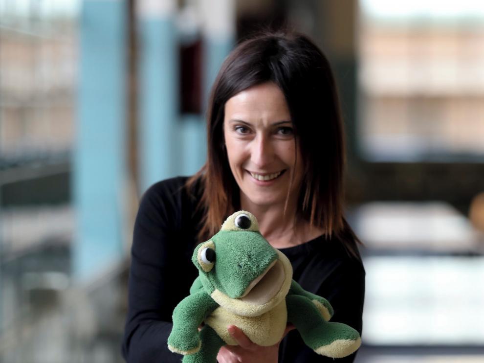 """Elena Sesé: """"Para los niños el juego es su manera de entender el mundo y una necesidad"""""""