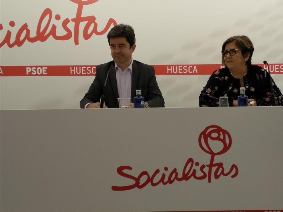 El PSOE plantea el debate sobre un marco que garantice financiación extraordinaria estable para Huesca