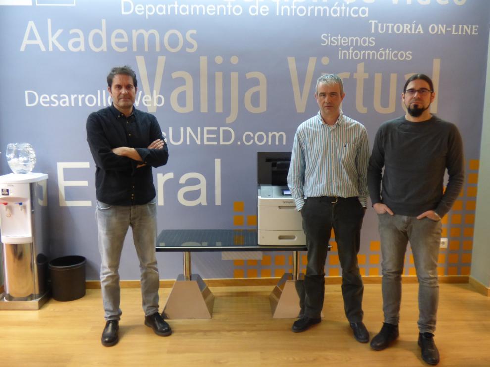 La Valija Virtual de la UNED de Barbastro, premiada por su Calidad e Innovación en la Gestión Pública