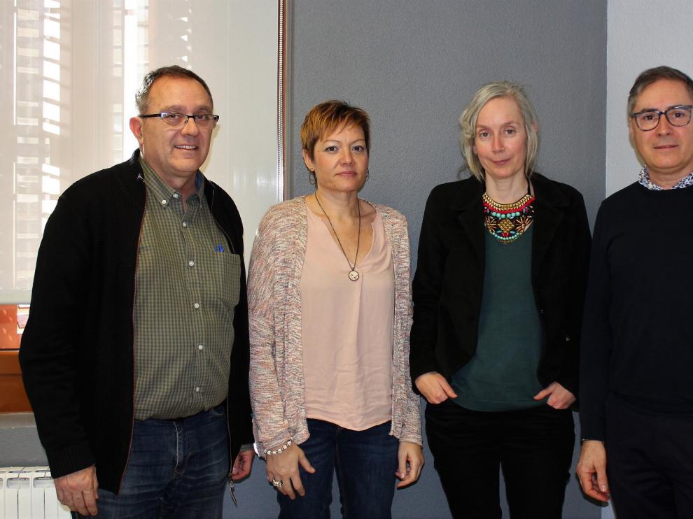 La Asociación de Hostelería y Turismo, nuevo aliado del proyecto Huesca más Inclusiva
