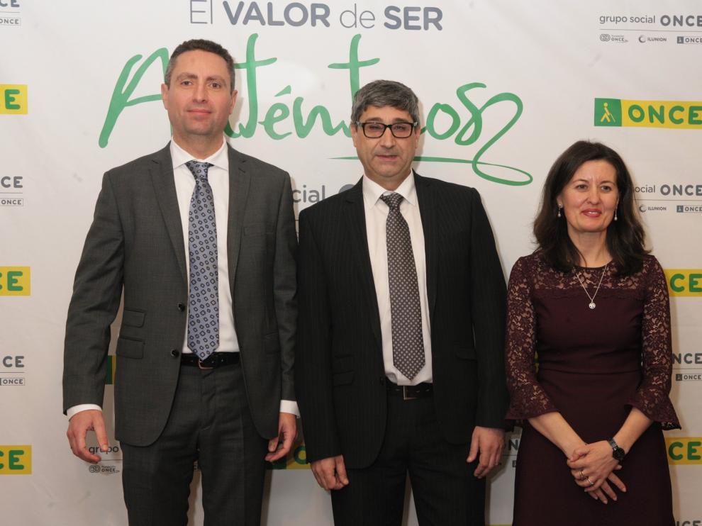 José Luis Catalán, nuevo presidente del Consejo Territorial de la Once