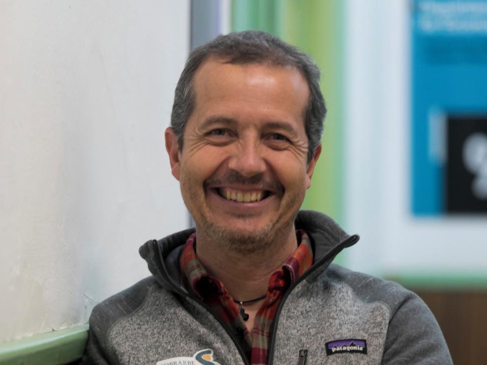 """Ánchel Belmonte Ribas: """"Lo que dice la Geología es casi tan increíble como el relato mitológico"""""""