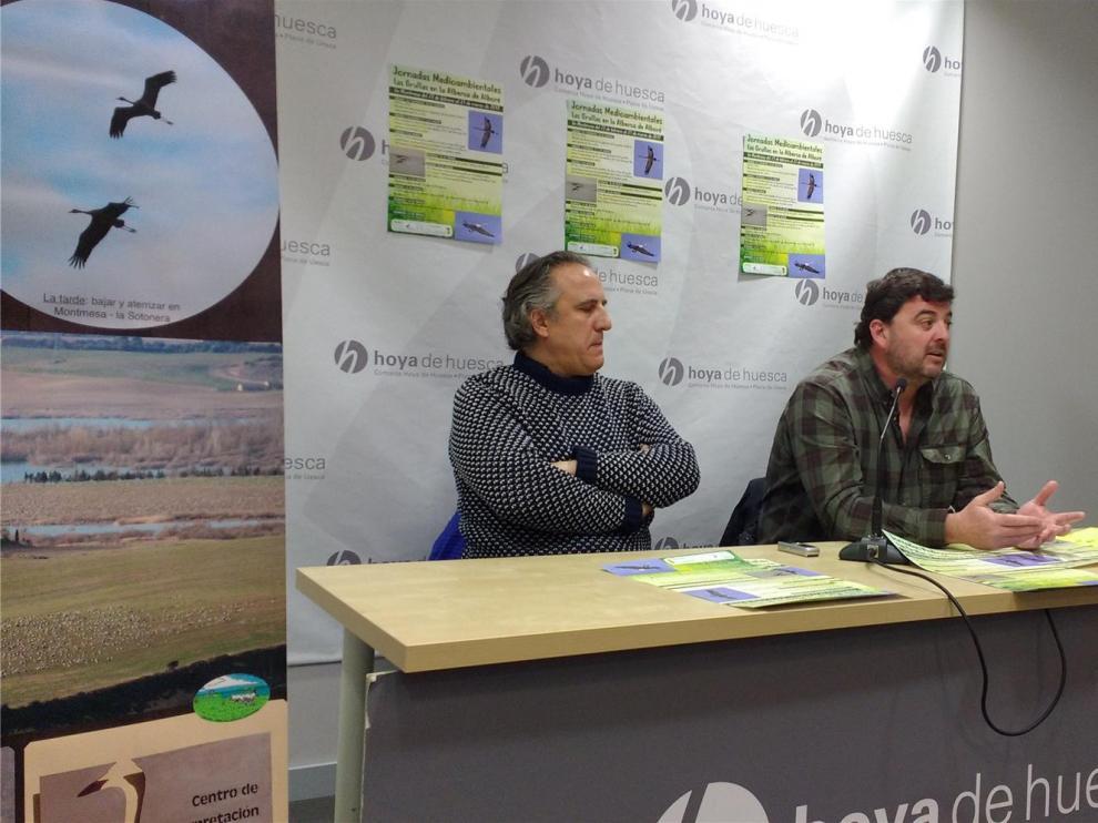 Un proyecto analiza el recrecimiento de la alberca de Alboré en Montmesa