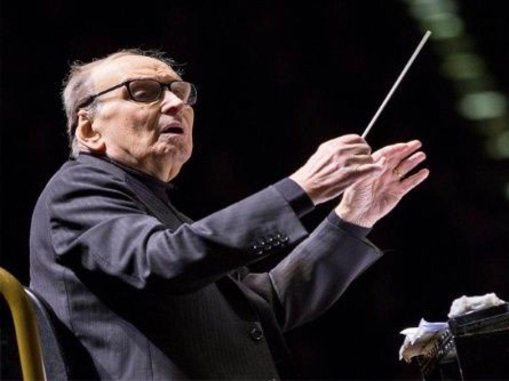Ennio Morricone dará su primer y único concierto en España