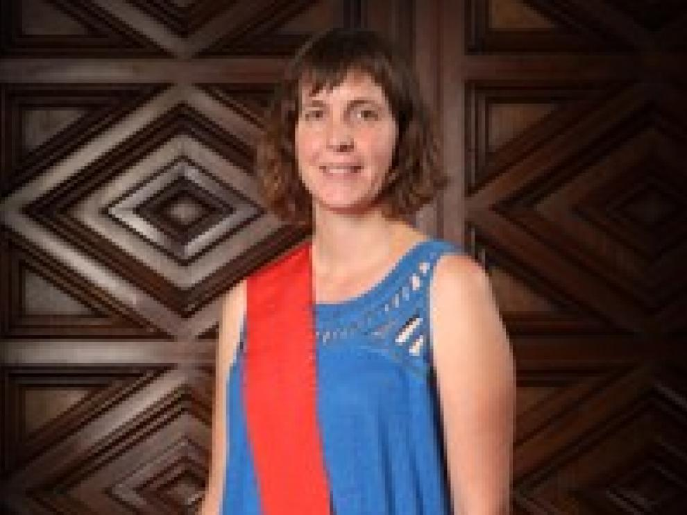 La concejala zaragozana Teresa Artigas (ZeC) dimite por asuntos personales