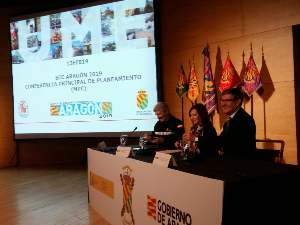 El ejercicio anual de la UME llevará a 3.000 personas a Jacetania y Alto Gállego