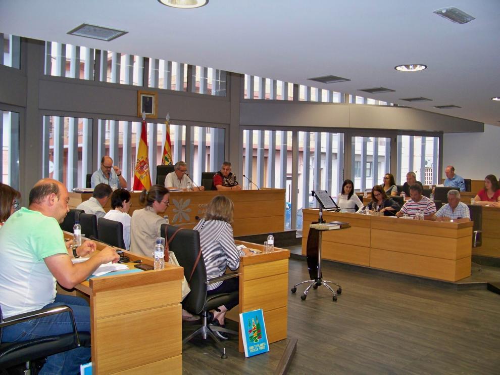 La comarca del Bajo Cinca contará con un presupuesto de 5.374.930 euros en 2019
