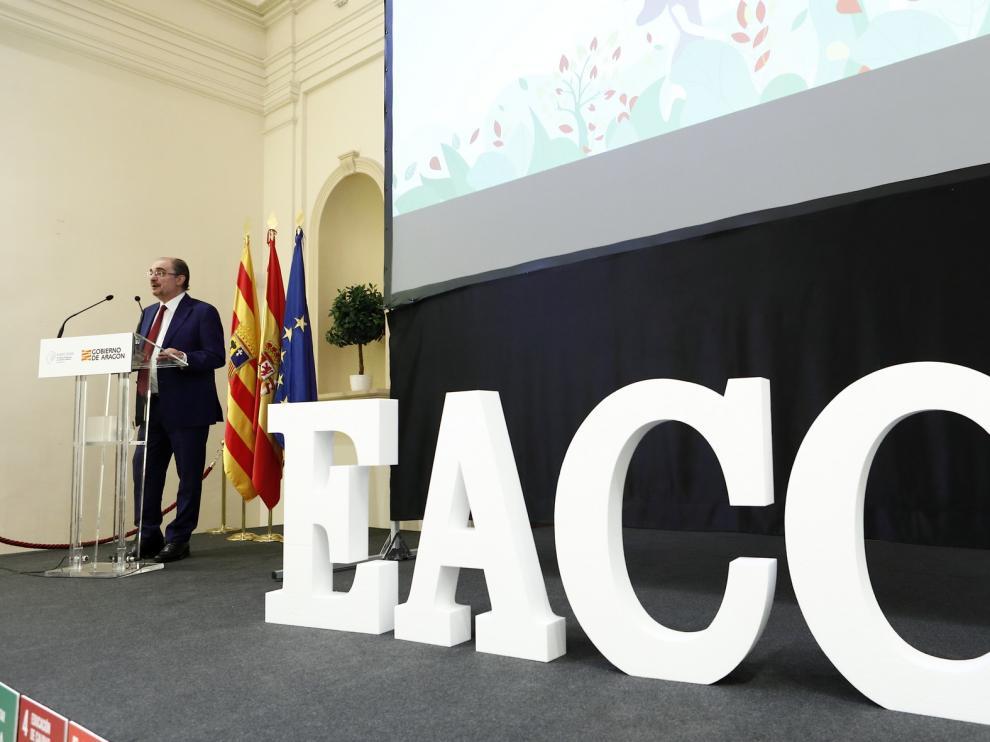 La Estrategia Aragonesa de Cambio Climático recoge 152 acciones promueven el desarrollo sostenible