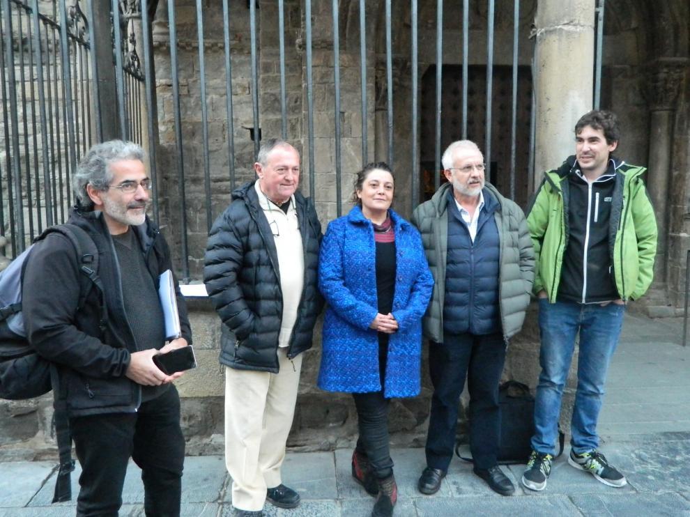 Jaca y Sabiñánigo, líderes en inmatriculaciones en el Pirineo oscense