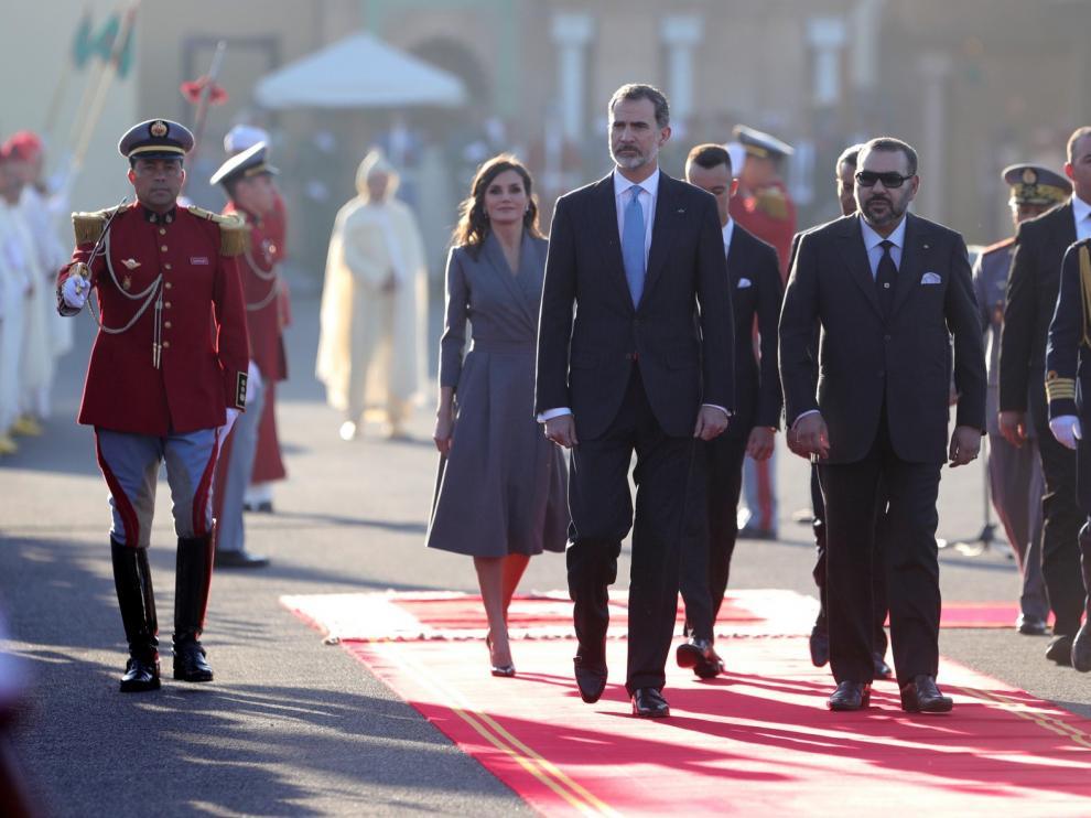 Firmados once acuerdos entre España y Marruecos