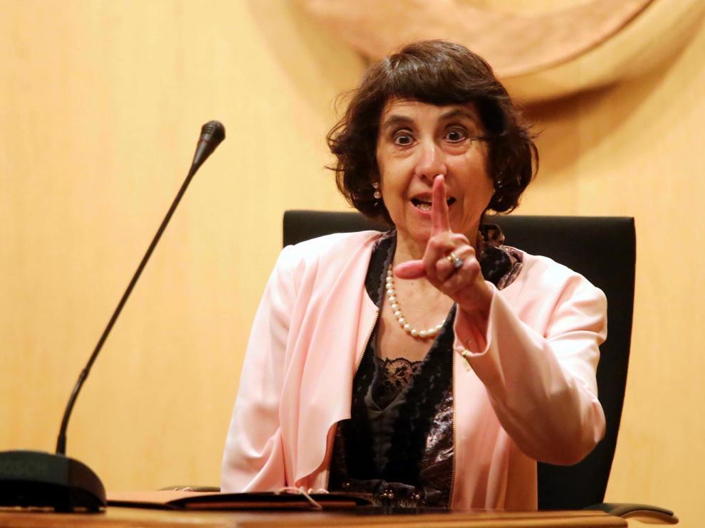 """María Antonia Ballesté: """"Los mismos astros que estudia la Ciencia son los que cantamos los poetas"""""""
