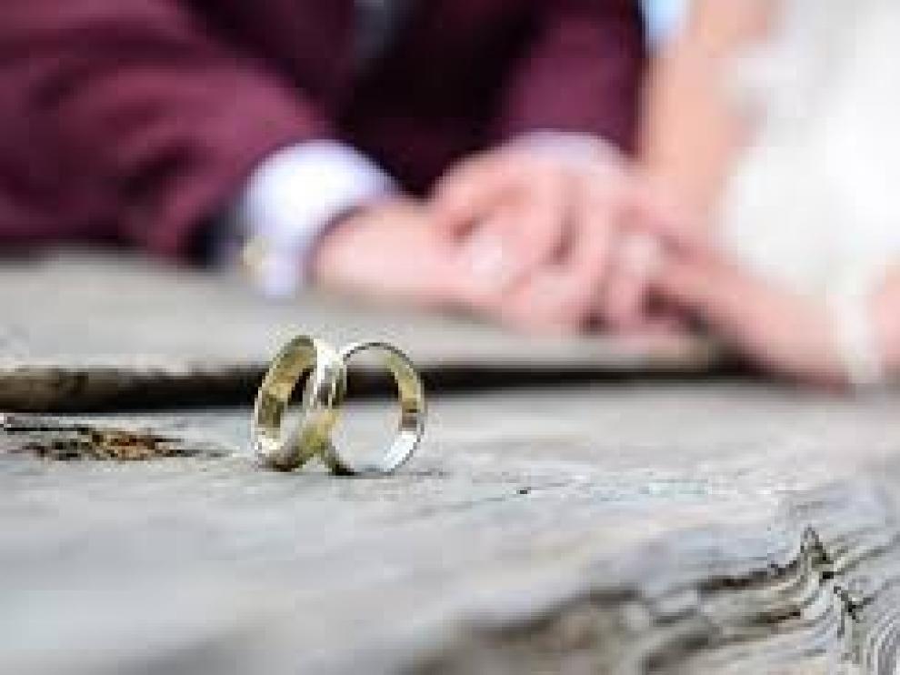 España entre los países de la UE donde se celebraron menos bodas en 2017