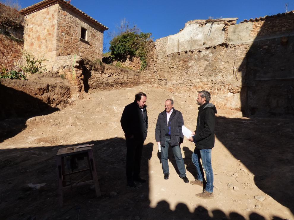 Prevén que la nueva Oficina de Turismo Comarcal comience a funcionar en Alquézar el año que viene