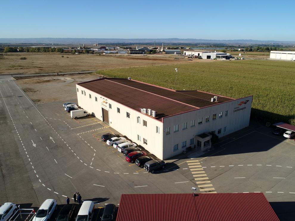 La Cooperativa Los Monegros prevé iniciar en julio su producción aviar