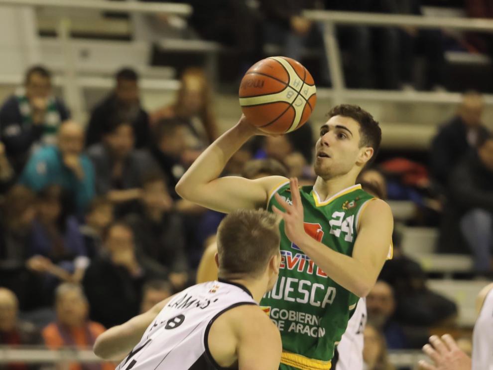 Levitec Huesca trata de reencontrarse con su juego en Cáceres