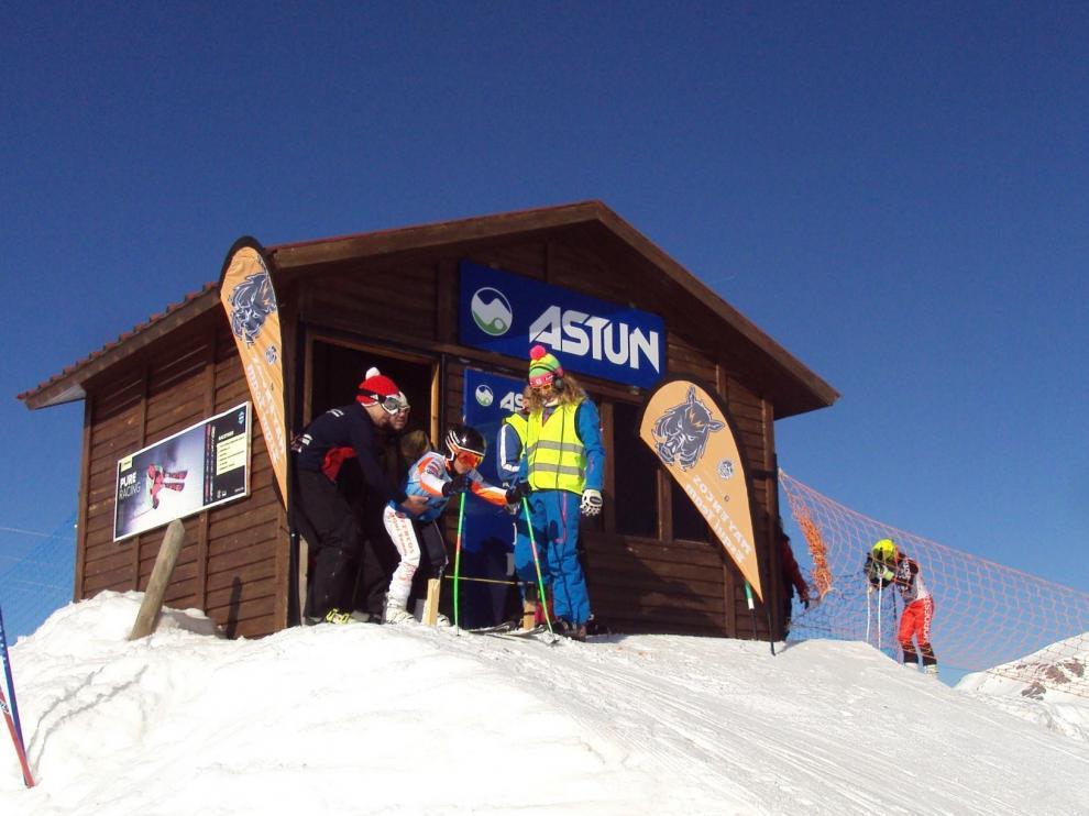 Gran nivel en el Trofeo Valle de Astún