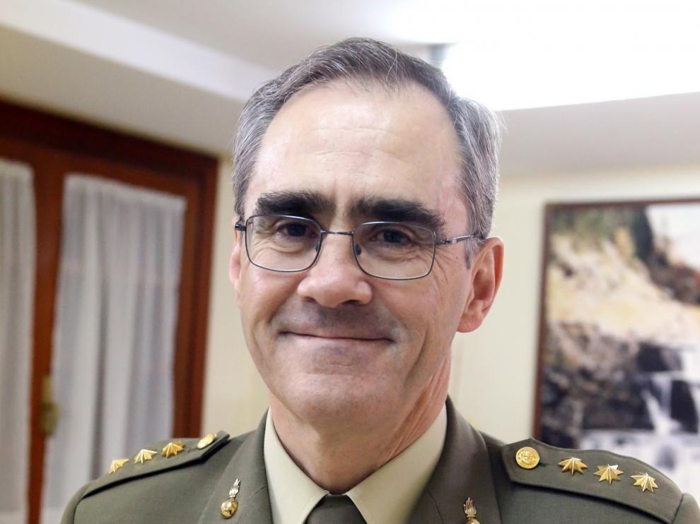 """José María Rivera Moreno: """"La esperanza de vida en Afganistán es de 53 años, somos muy privilegiados"""""""
